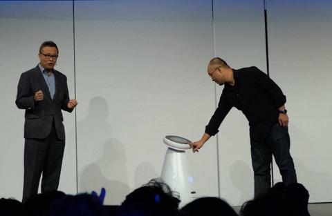 Samsung dua AI vao robot, xe hoi, tu lanh tai CES 2019 hinh anh