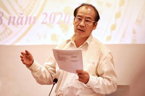PGS Tran Dac Phu: Sach rat quan trong trong tuyen truyen phong dich hinh anh