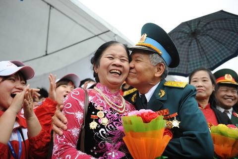 O Viet Nam, ngay nao cung la Quoc te Hanh phuc hinh anh 1