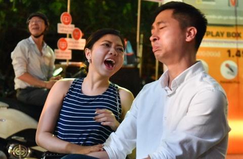 Ban gai Quang Hai, Minh Di het minh co vu U20 Viet Nam hinh anh 12