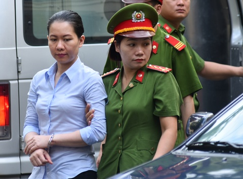 Nguyen Xuan Son khang dinh khong 'cai cam' nguoi vao Oceanbank hinh anh