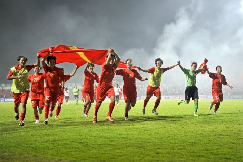 Anh the thao cua giam khao 'Song cung World Cup' Hai Thinh hinh anh 1