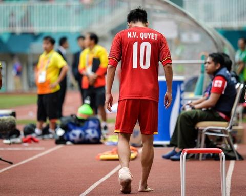 Nhin lai nhung khoanh khac lich su cua tuyen Olympic Viet Nam hinh anh 29