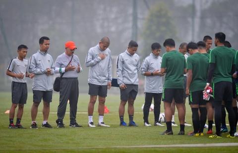 HLV truong U23 Indonesia: 'Viet Nam va Thai Lan deu manh' hinh anh 2
