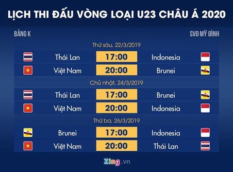 HLV truong U23 Indonesia: 'Viet Nam va Thai Lan deu manh' hinh anh 11