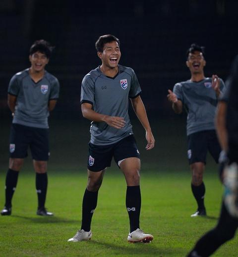 U23 Thai Lan co the thieu trung ve truoc khi doi dau Viet Nam hinh anh 10