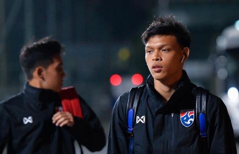 U23 Thai Lan co the thieu trung ve truoc khi doi dau Viet Nam hinh anh 1