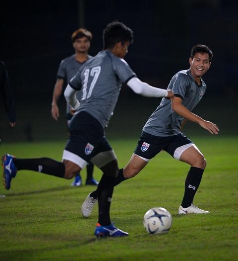 U23 Thai Lan co the thieu trung ve truoc khi doi dau Viet Nam hinh anh 5