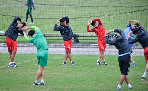 Nguoi hung World Cup 2002 gap lai HLV Park Hang-seo tai Ha Noi hinh anh 11