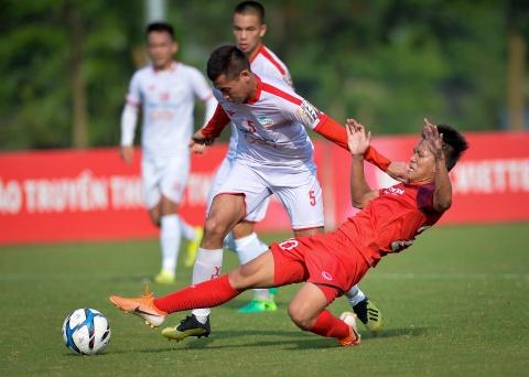 Đá giữ chân, U23 Việt Nam vẫn mất 2 cầu thủ vì chấn thương