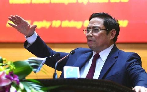 Ong Pham Minh Chinh: Minh bach, dan chu de loai bo 'chay chuc' hinh anh