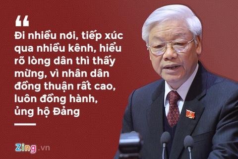 Long dan - the nuoc va thong diep chinh don Dang cua Tong bi thu hinh anh 3