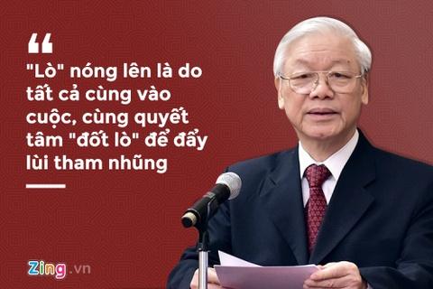 Long dan - the nuoc va thong diep chinh don Dang cua Tong bi thu hinh anh 4