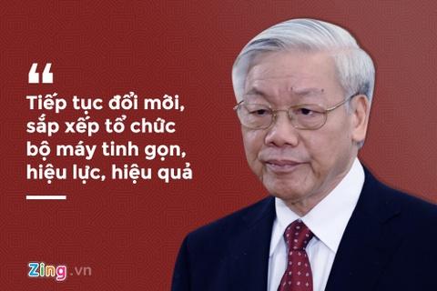 Long dan - the nuoc va thong diep chinh don Dang cua Tong bi thu hinh anh 6