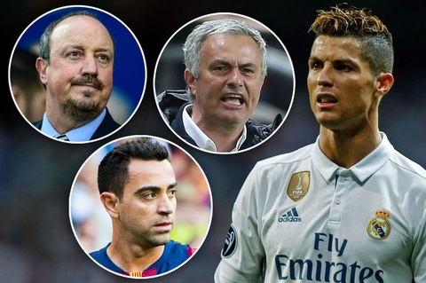 Mourinho, Vidal va nhung ten tuoi co thu oan voi Ronaldo hinh anh