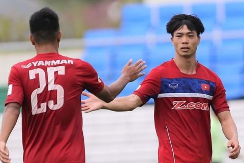 U22 Viet Nam chay da cho SEA Games bang thang loi 6-1 hinh anh
