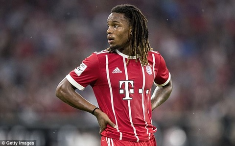 'Golden Boy 2016' Renato Sanches cap ben Premier League hinh anh