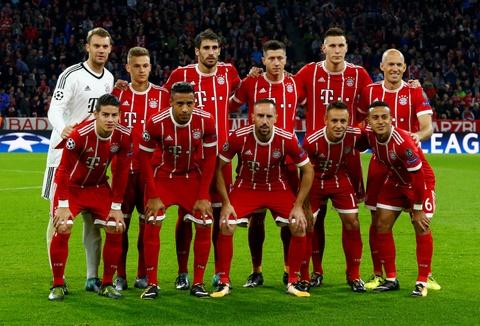 Lewandowski ghi ban, Bayern thang de Anderlecht tren san nha hinh anh 1