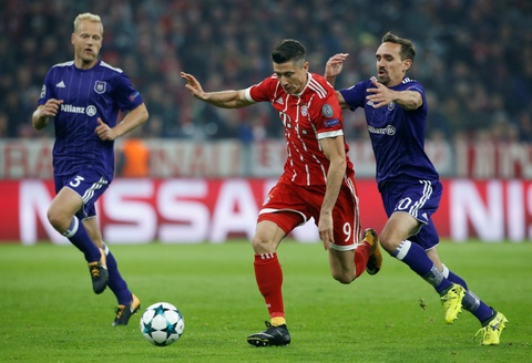 Lewandowski ghi ban, Bayern thang de Anderlecht tren san nha hinh anh 3