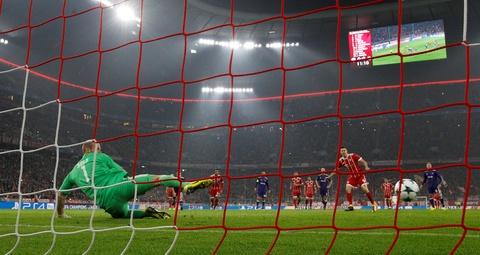 Lewandowski ghi ban, Bayern thang de Anderlecht tren san nha hinh anh 4