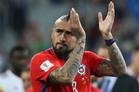 Vidal chia tay su nghiep quoc te vi khong duoc du World Cup hinh anh