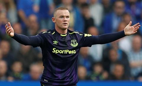 Rooney ghi ban, Everton chat vat gianh diem truoc Brighton hinh anh
