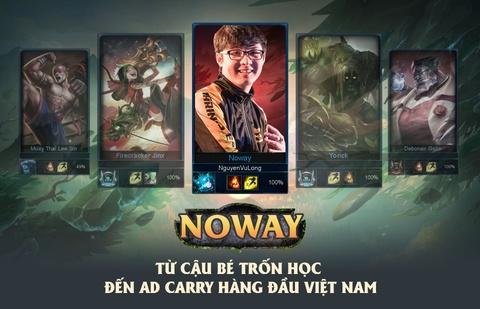 Noway: Tu cau be tron hoc den AD Carry hang dau Viet Nam hinh anh 2