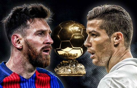 Khong phai Ronaldo, Messi moi xung dang gianh Qua bong vang 2017 hinh anh