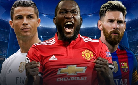 16 anh tai gop mat o vong knock-out Champions League nam nay hinh anh