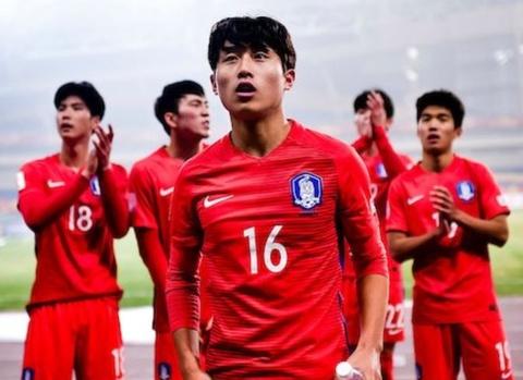U23 Malaysia dung chan o tu ket sau tran thua Han Quoc 1-2 hinh anh