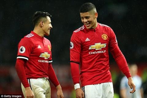 Rojo: 'Chet tiet, sao Sanchez lai den Man Utd?' hinh anh