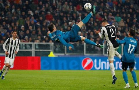 CDV Juventus dung day vo tay sau sieu pham cua Ronaldo hinh anh