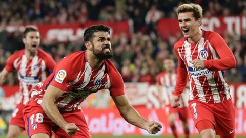 Arsenal dung do Atletico o ban ket Europa League hinh anh