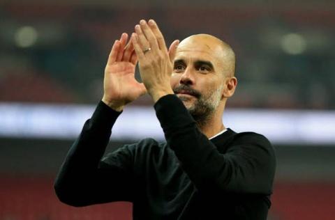 Guardiola: 'Premier League quan trong hon Champions League' hinh anh