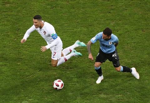 Nhung khoanh khac cuoi cua Ronaldo tai World Cup 2018 hinh anh 4
