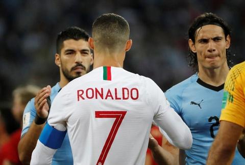 Nhung khoanh khac cuoi cua Ronaldo tai World Cup 2018 hinh anh 2