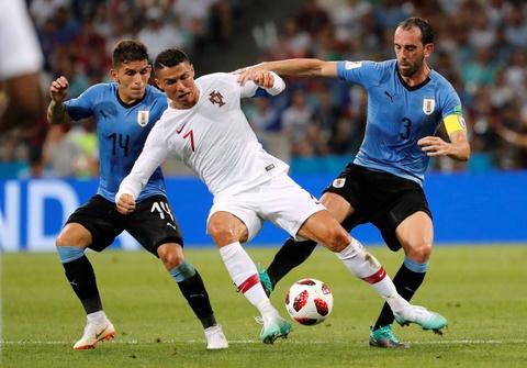 Nhung khoanh khac cuoi cua Ronaldo tai World Cup 2018 hinh anh 3