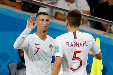 Nhung khoanh khac cuoi cua Ronaldo tai World Cup 2018 hinh anh 7