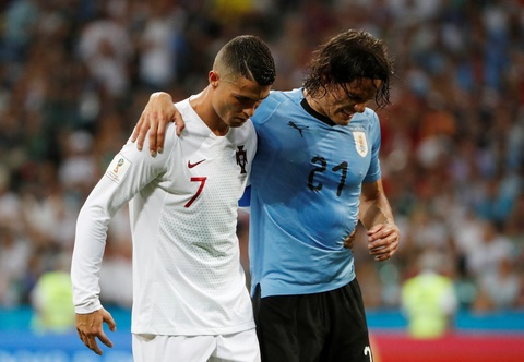Nhung khoanh khac cuoi cua Ronaldo tai World Cup 2018 hinh anh 8