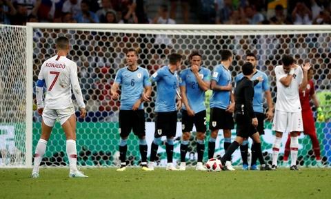 Nhung khoanh khac cuoi cua Ronaldo tai World Cup 2018 hinh anh 6
