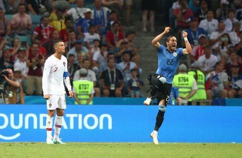 Nhung khoanh khac cuoi cua Ronaldo tai World Cup 2018 hinh anh 12