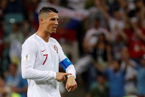 Nhung khoanh khac cuoi cua Ronaldo tai World Cup 2018 hinh anh 9