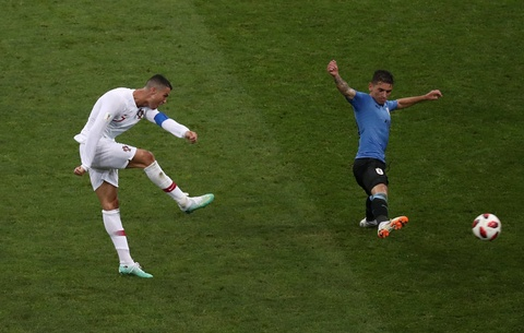 Nhung khoanh khac cuoi cua Ronaldo tai World Cup 2018 hinh anh 10