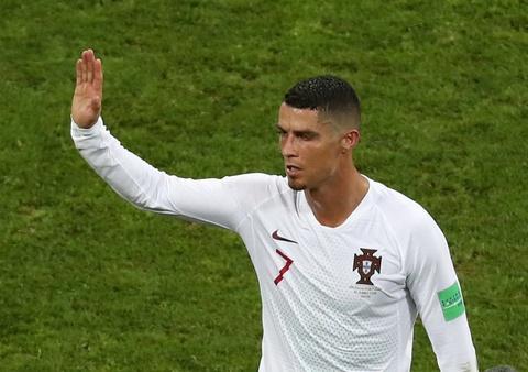 Nhung khoanh khac cuoi cua Ronaldo tai World Cup 2018 hinh anh 13