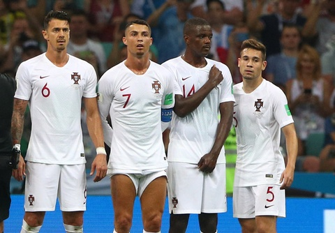 Nhung khoanh khac cuoi cua Ronaldo tai World Cup 2018 hinh anh 5