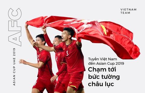 Tuyen Viet Nam den Asian Cup 2019 va cham toi buc tuong chau luc hinh anh 2