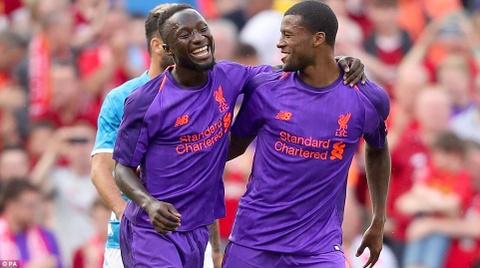 Highlights Liverpool 5-0 Napoli hinh anh