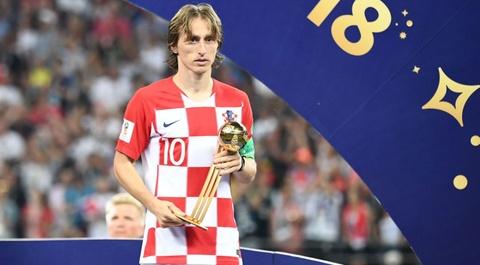 Inter Milan dua ra dieu kien la de thuyet phuc Modric hinh anh