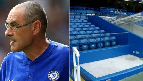 Chelsea pha luat cam hut thuoc vi HLV Sarri? hinh anh
