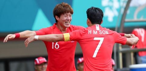 Olympic Uzbekistan 3-4 Han Quoc: Qua penalty nghiet nga hinh anh